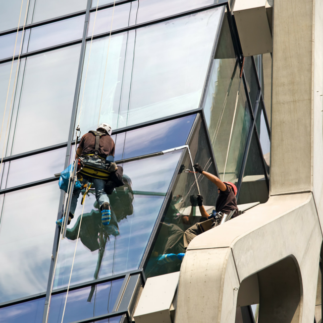 Window Cleaning Services Provided By Clearly Clean in Connecticut